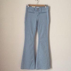 CELEBRITY PINK Light Wash Flare Jeans